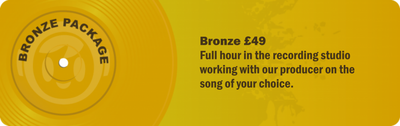 Bronsze Experience Package