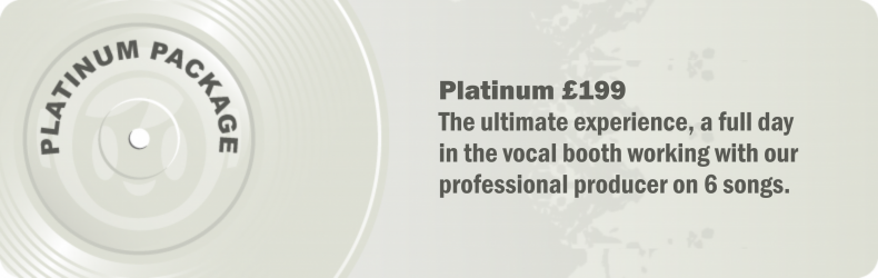 Platinum Experience Package