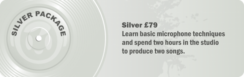 Silver Experience Package